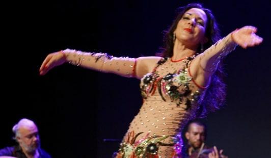 Ibtissem danseuse orientale